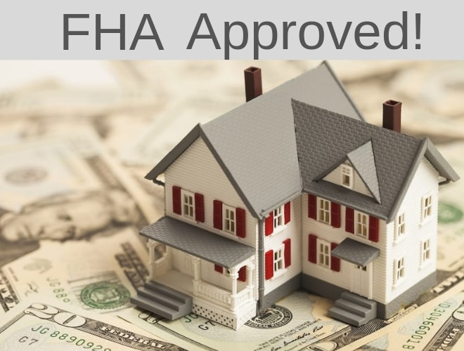 FHA approved homes
