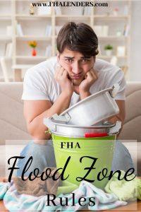 FHA loan in a Flood Zone