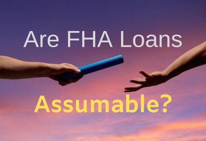 fha loans assumable