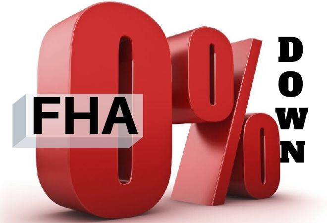 zero down FHA loan