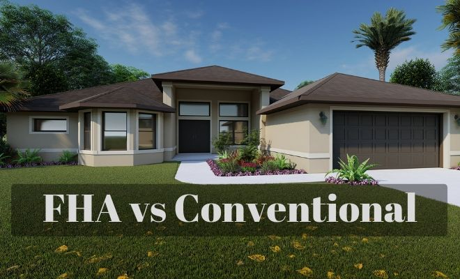 fha vs conventional