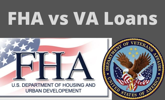 FHA vs VA loan