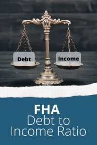 fha debt to income