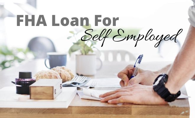 fha loan for self employed