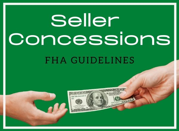 Fha Seller Concessions How It Works Fha Lenders