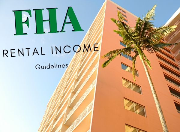 fha Rental Income