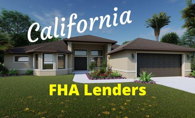 california fha lenders