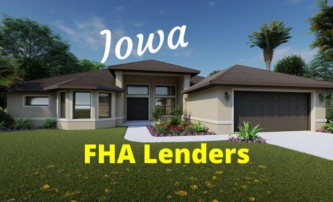 iowa fha lenders