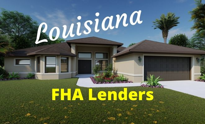 louisiana fha lenders