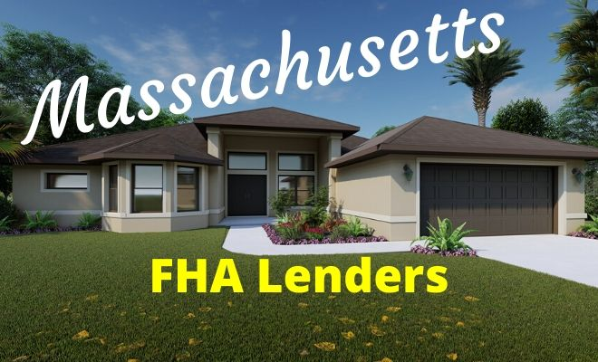 massachusetts fha lenders