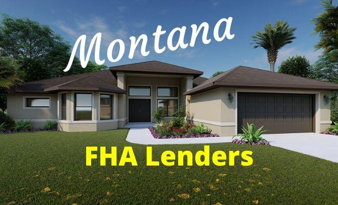 montana fha lenders
