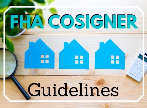 fha Loan with a cosigner