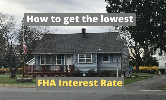 lowest fha interest rate