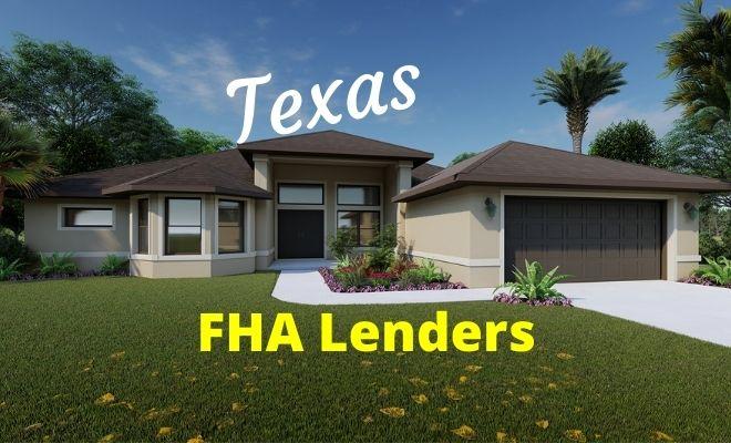 Texas FHA Lenders